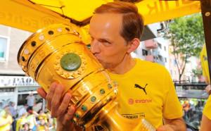 Бивш треньор на Борусия е цел №1 за Евертън