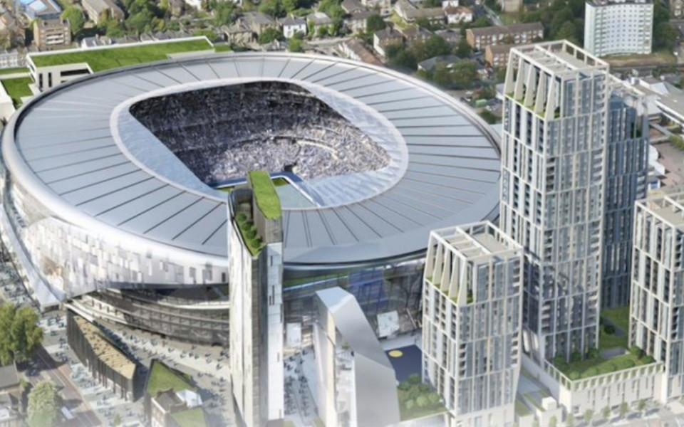 Тотнъм ще открие новия стадион срещу Ливърпул през септември