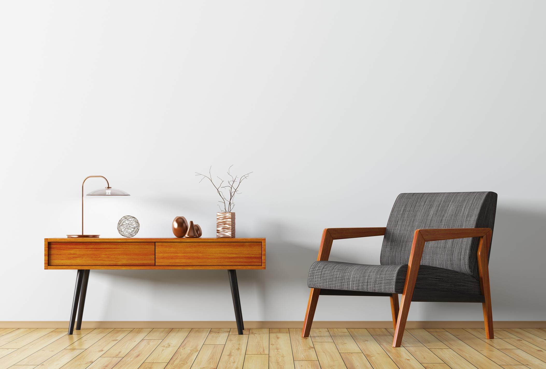Може да боядисате една стая в бяло. Не се притеснявайте, няма да изглежда като в болница, ако мебелите и декорациите ви са в по-контрастни цветове.