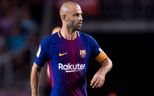 Масчерано ще напусне Барселона в края на януари