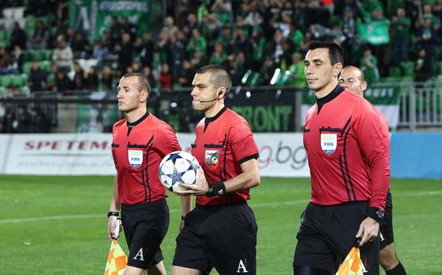 Волен Чинков (в средата) източник: LAP.bg, Иван Иванов