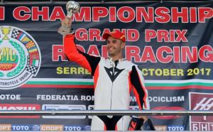 Ангел Караньотов се завърна на пистата с две престижни класирания