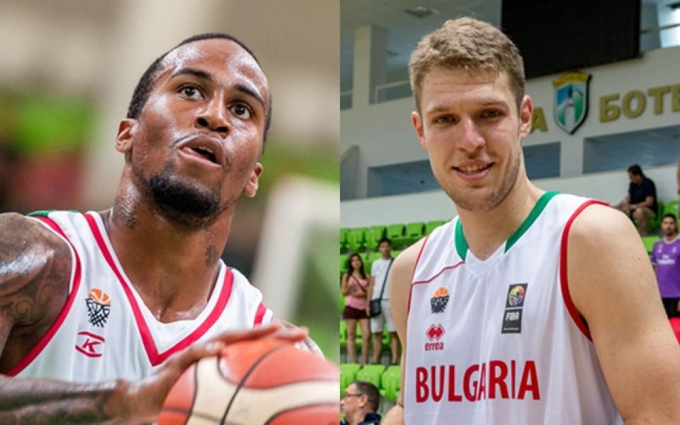 България без Бост, но с Везенков за квалификациите