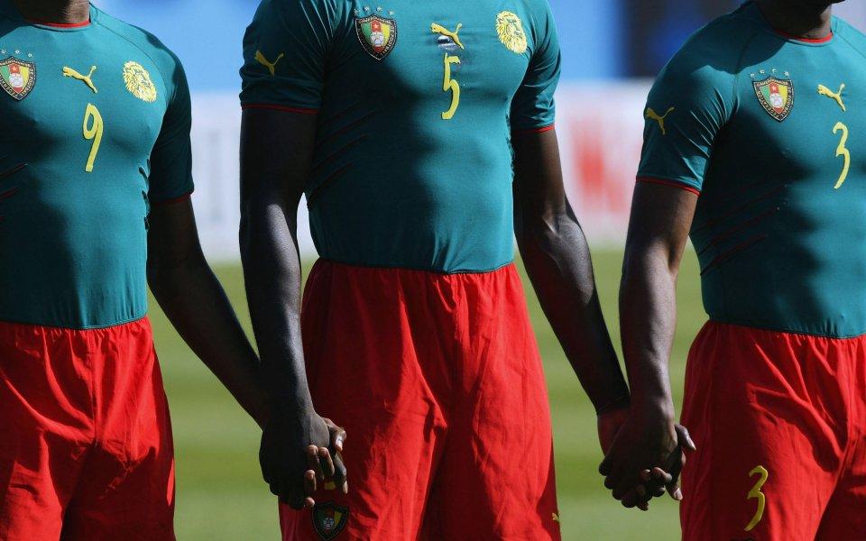 Футболистите на Камерун са отказали да излетят за Египет, където