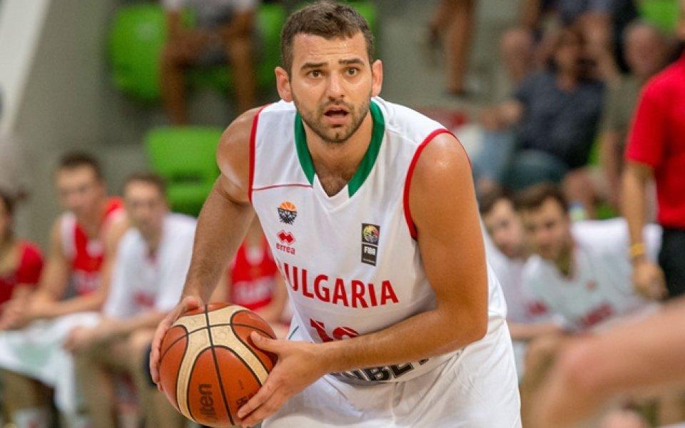 Павел Маринов дебютира във Франция