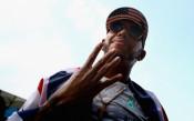 Шампионът Хамилтън лети и на първата тренировка в Бразилия