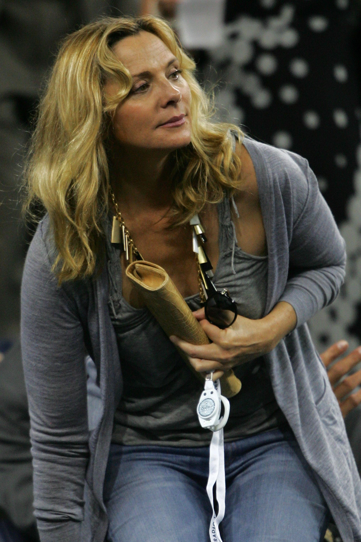 Ким Катрал в своите 50 (2008 г.)