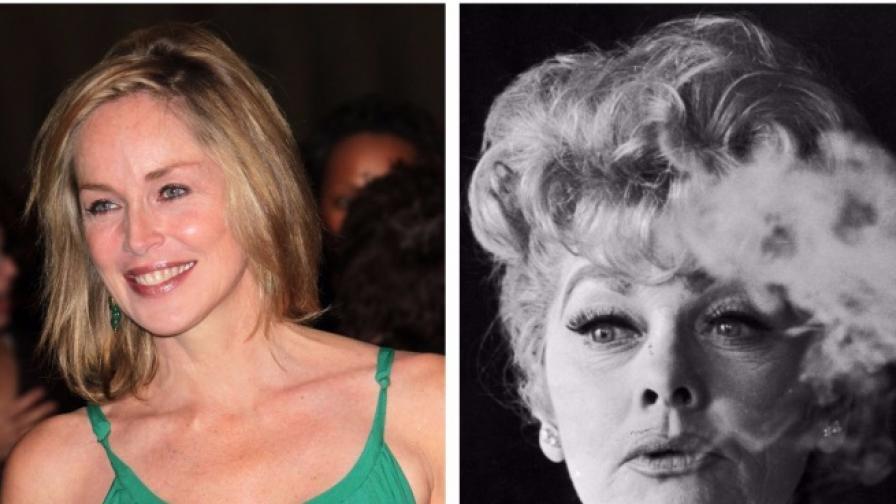 <p>Как изглеждаха 50-годишните жени преди и как сега</p>