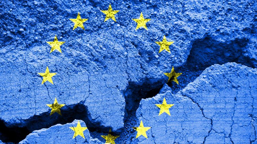 <p>Този спор може напълно да разруши Европейския съюз</p>