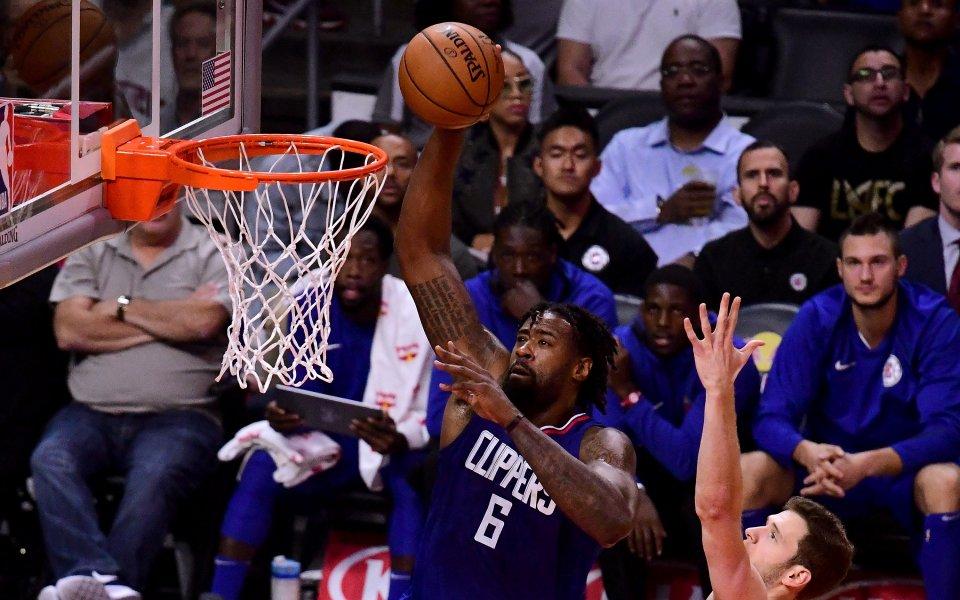Резултати в НБА от 8-и ноември