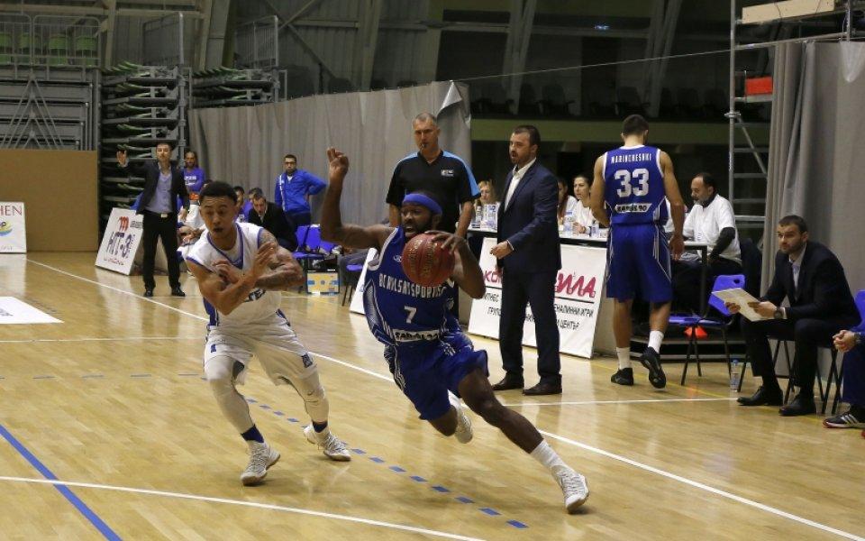 Рилецо взе драматично българското дерби в Балканската лига