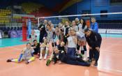 ВК Марица<strong> източник: volleymaritza.bg</strong>
