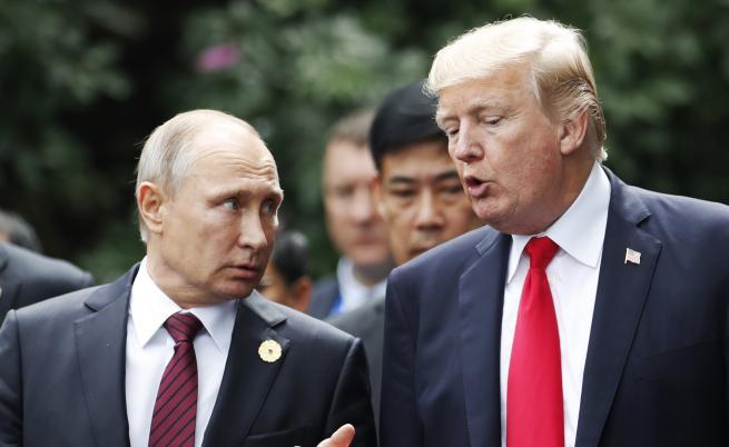 Възможни нови договорки между Путин и Тръмп за Сирия