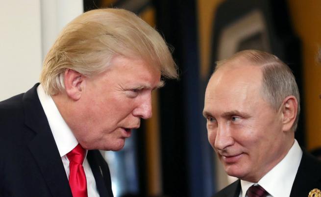 Тръмп: Путин ми каза, че не се е намесил в изборите в САЩ