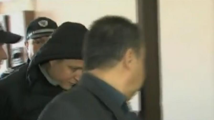 Единственият арестуван за банкомата - зад решетките