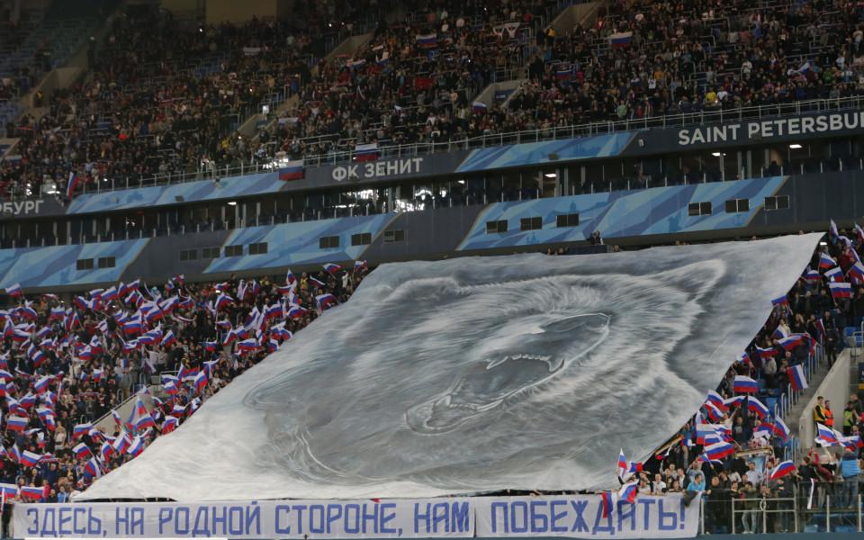 Русия не се даде на Испания в голово шоу в Санкт Петербург /видео/