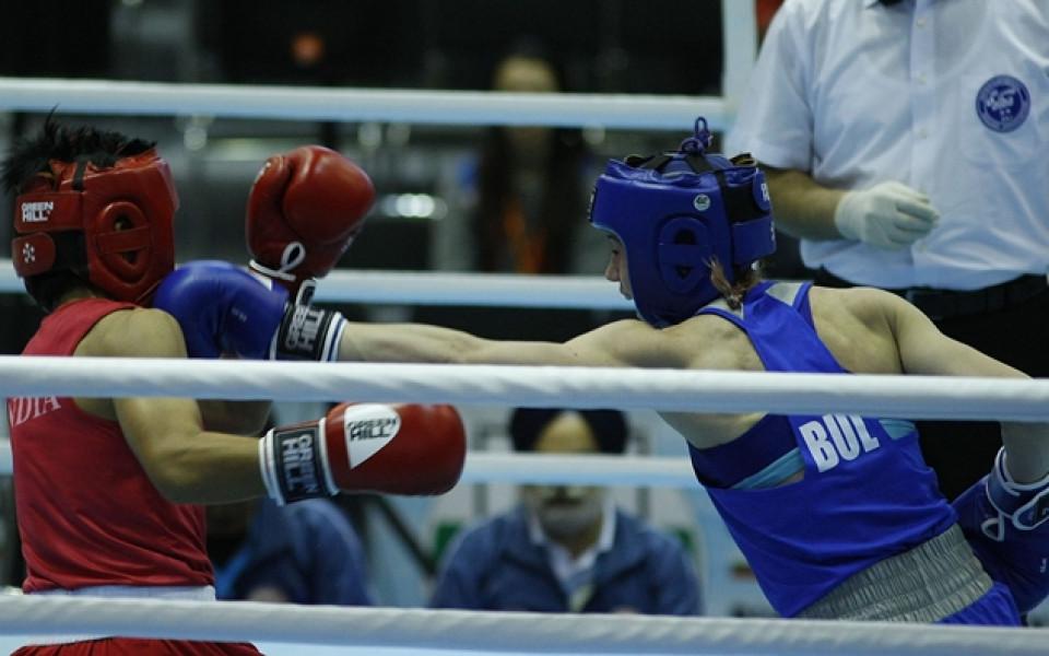 Време е за полуфинали на Европейското по бокс за жени