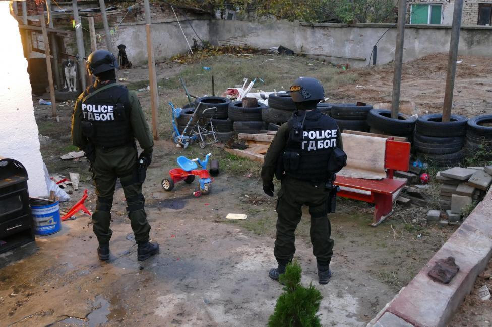 - Операциите на ГДБОП, които показаха как се осъществява човешкия трафик през България в момента