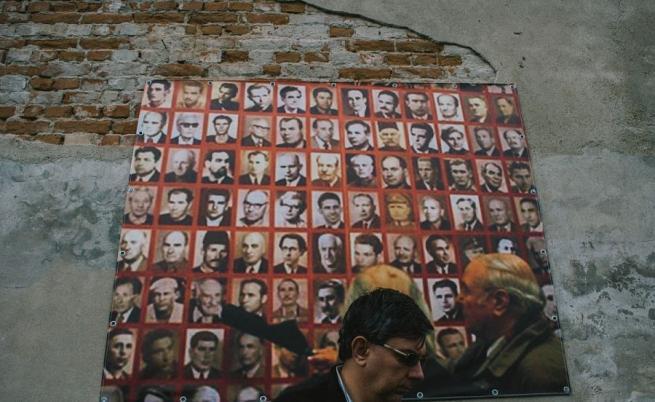 Поклонение в памет на загиналите в лагера в Белене