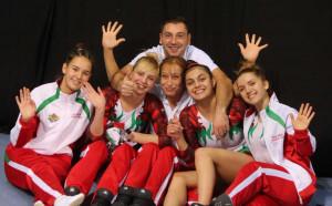 Сребърен медал за България в първия ден на световното по скокове на батут