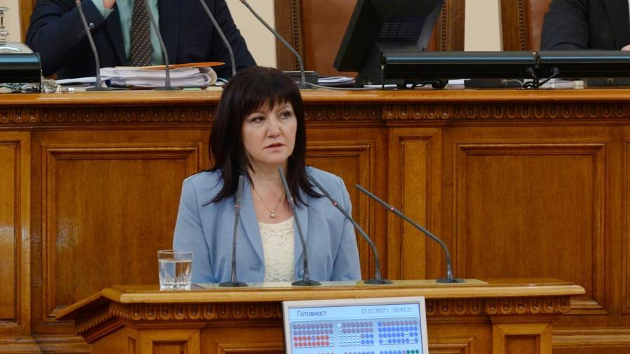 Караянчева: Скочих в нещо, за което нямах време да размисля