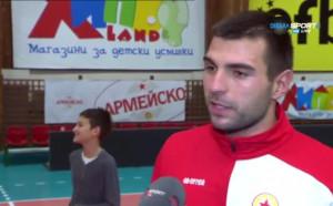 Млада надежда на ЦСКА: Не очаквах да се представя така добре