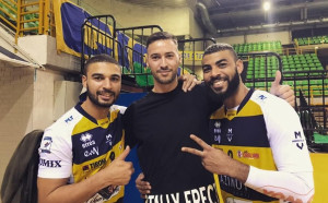 Още един българин в италиански волейболен гранд
