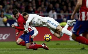 Дербито Атлетико – Реал, ако имаше видеоповторения