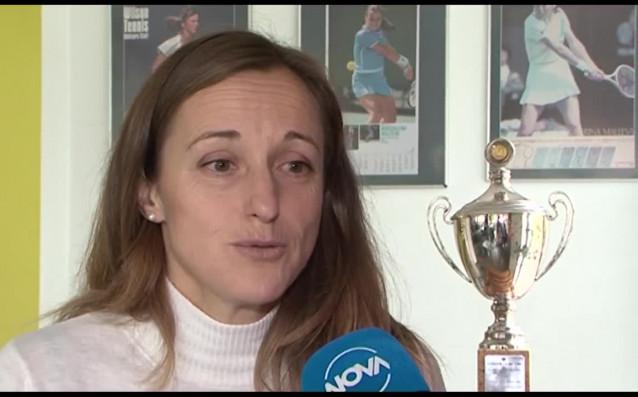 Една от знаковите фигури в българския тенис Маги Малеева коментира