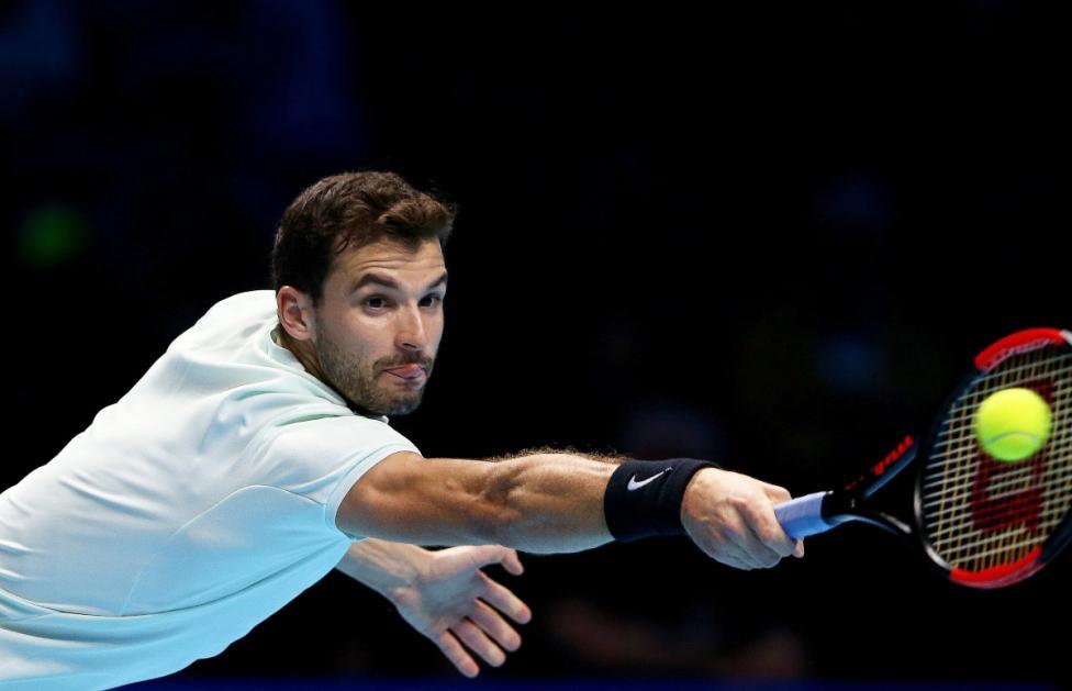 - Тенисистът поведе с 1-0 в двубоя срещу Давид Гофен за шампионската титла на заключителния турнир за сезона в Лондон. Много българи са в залата в...