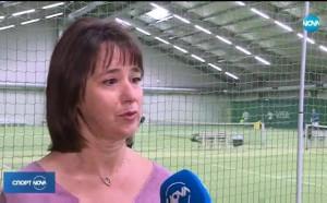 Мануела Малеева: Разликата е, че Гришо се бори за всяка точка