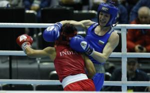 Победа и загуба за българските боксьорки в Индия днес