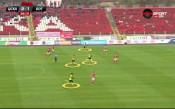 Как Ботев Пд изкова равенството с ЦСКА?