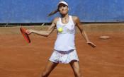Диа Евтимова достигна четвъртфинал на двойки в Анталия