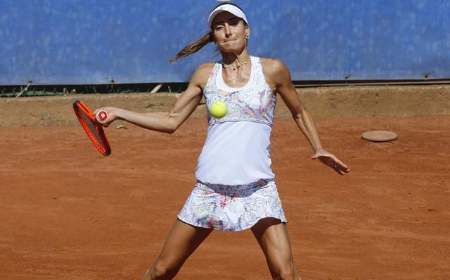 Диа Евтимова стартира с успех на нов турнир в Анталия