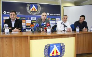 Левски стартира ново партньорство