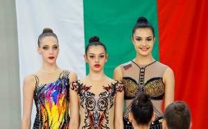 Наши гимнастички на турнир в Испания през декември