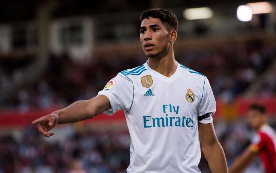 Отборът на Реал Мадрид ще си върне защитника Ашраф Хакими