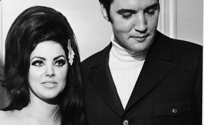 Присила Пресли - първата и последна съпруга на Елвис (СНИМКИ)