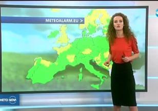 Прогноза за времето (22.11.2017 - централна емисия)