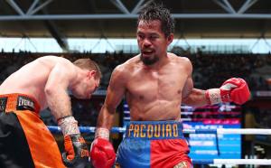 Пакиао е разочарован от политиката, Роуч се надява той да спре с бокса