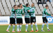 Черно море отпътува за София с група от 18 футболисти