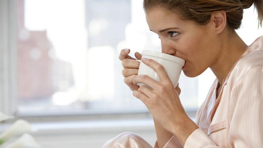 Вместо да пиете кафе следобед, правете това