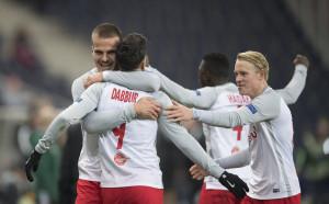 Залцбург се класира за 1/16-финалите на Лига Европа