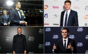 Стил и класа! Кои са най-привлекателните във футбола?