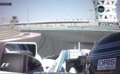 Фетел най-бърз в първата тренировка в Абу Даби