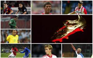 Златната обувка – 10 имена, които може би не помните