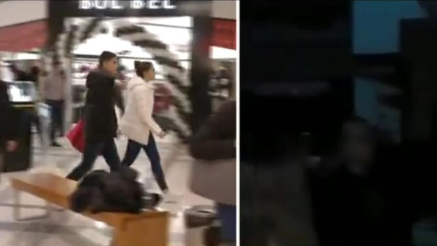 Хиляди евакуирани от мол във Варна
