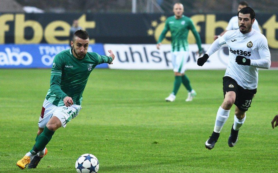 Карачанаков ще играе в Гърция