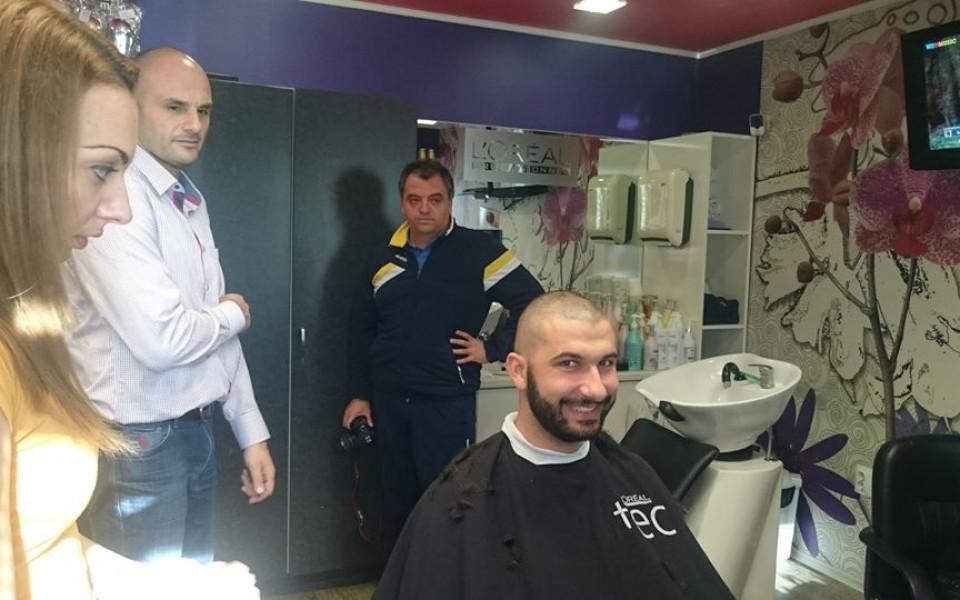 Голямото подстригване застигна ВК Марица